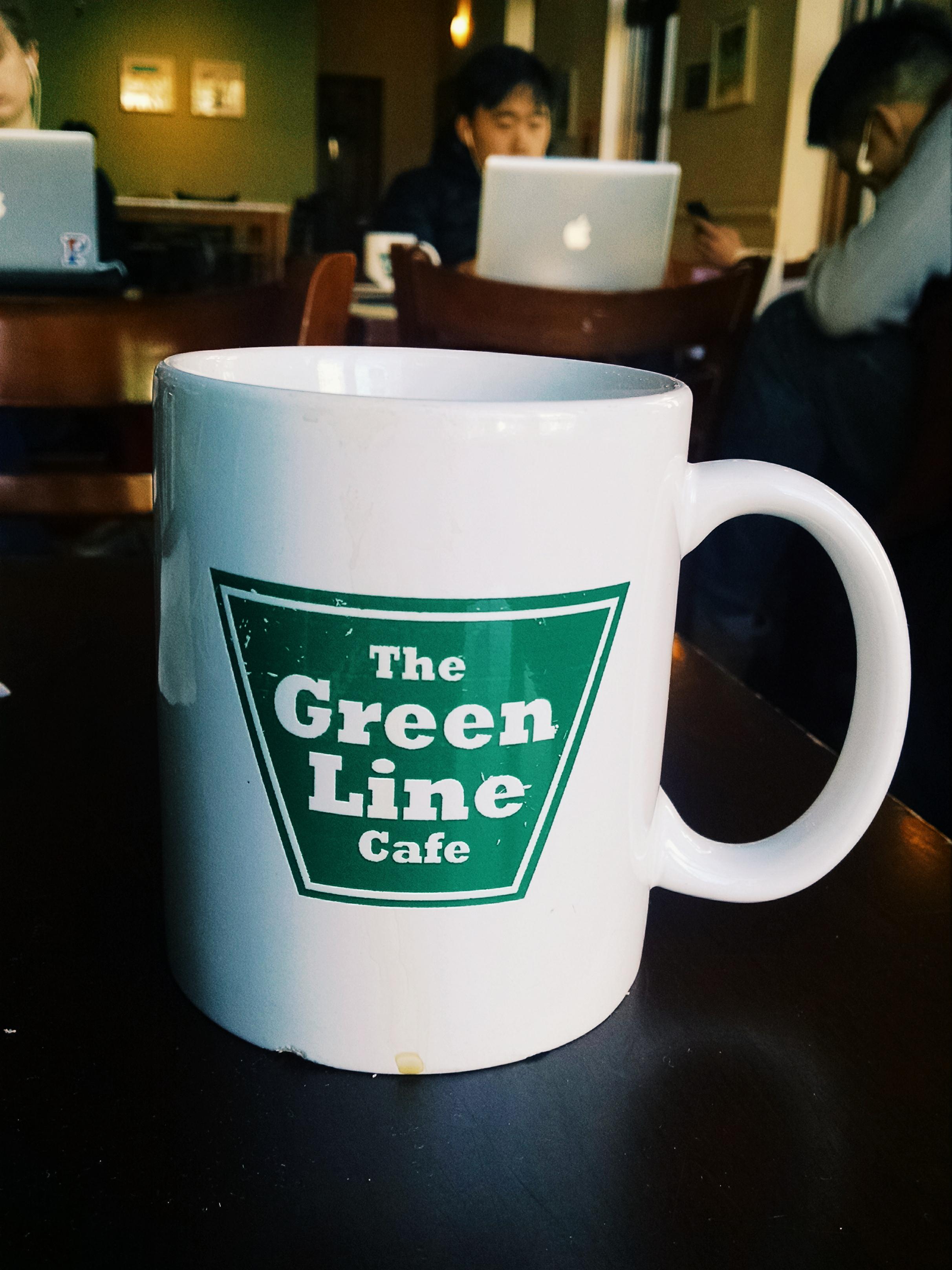 Green Line Cafe Philadelphia Hours